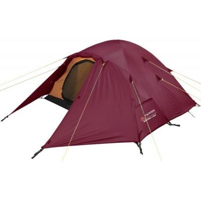 Палатка четырехместная Terra Incognita Baltora 4 вишневая (4823081505938)