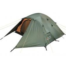 Палатка четырехместная Terra Incognita Baltora 4 темно зеленая (4823081505532)