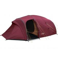 Палатка четырехместная Terra Incognita Bravo 4 вишневая (4823081505983)