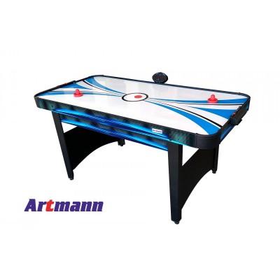 Аэрохоккей ARTMANN FLIP с теннисной крышкой