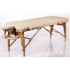 Массажный стол 2-х секционный RESTPRO Memory 2  Бежевый