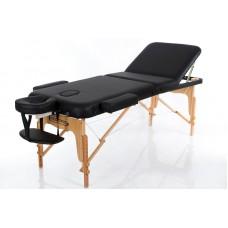 Массажный стол 3-х секционный RESTPRO VIP 3 Черный