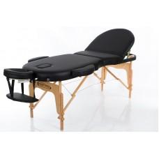 Массажный стол-кушетка RESTPRO VIP OVAL 3 Черный
