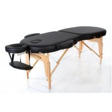 Массажный стол-кушетка RESTPRO VIP OVAL 2 Черный