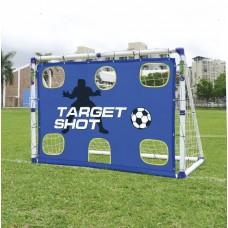 Футбольные ворота с зонами 2 в 1 6ft Outdoor-Play (JC-7180T)