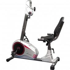 Велотренажер для реабилитации рук и ног USA Style IRON MASTER магнитный горизонтальный 511RM