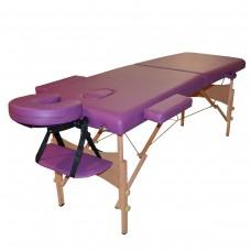 Массажный стол RelaxLine FMA201F-1.2.3 (Orion-60), ярко-фиолетовый