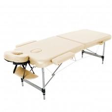 Массажный стол алюминиевый RelaxLine Hawaii FMA256L-1.2.3, cветло-бежевый