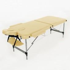 Массажный стол алюминиевый RelaxLine Hawaii FMA256L-1.2.3, бежевый