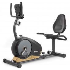 Горизонтальный велотренажер магнитный Hop-Sport HS-040L Root