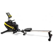 Гребной тренажер магнитный Hop-Sport BS-1006R BOATER Черно-желтый
