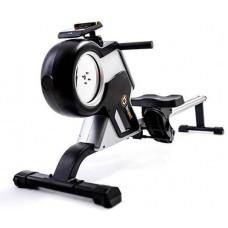 Гребной тренажер магнитный Hop-Sport BS-6031R DRAGER Черно-желтый