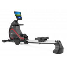 Гребной тренажер электромагнитный + мат Hop-Sport HS-095R Spike Серый