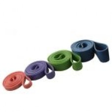 Резиновая лента для фитнеса Rising 22 мм CE6501-22