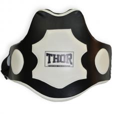 Пояс тренера THOR Trainer belt 1064 Black/white (PU) 1064 (PU)