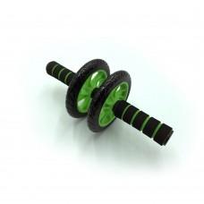 Ролик для пресу подвійний Newt FitGo зелений NE-F-003