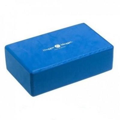 """Блок для йоги HUGGER-MUGGER Foam Block - 3"""" HMFB-3PR"""