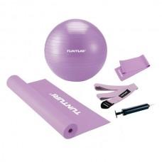 Набор для фитнеса и пилатеса Tunturi Pilates and Fitness set De Luxe