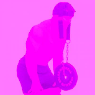 Упряжь для тренировки мышц шеи Body-Solid MA307N