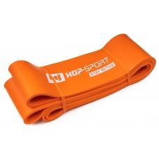 Резинка для фитнеса Hop-Sport 37-109 кг HS-L083RR оранжевая