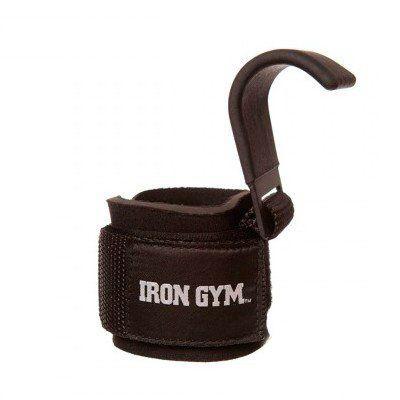 Крючки для тяги Iron Gym Iron Grip (IG00047)