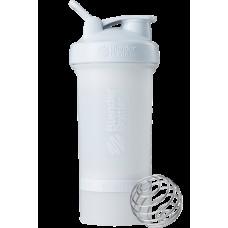 Шейкер спортивный BlenderBottle ProStak 650ml с 2-мя контейнерами White (ORIGINAL)