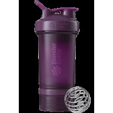 Шейкер спортивный BlenderBottle ProStak 650ml с 2-мя контейнерами Plum (ORIGINAL)