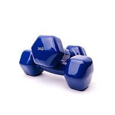 Гантель для фитнеса Alex Jordan 3кг VDD-01-3к
