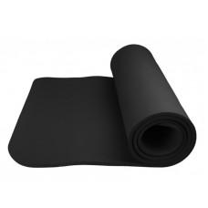 Коврик для йоги и фитнеса Power System PS-4017 FITNESS-YOGA MAT Black