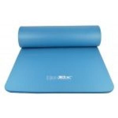 Коврик гимнастический INEX 180*60*1, голубой NBRM180