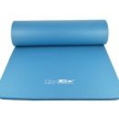 Коврик гимнастический INEX 140*60*1, голубой NBRM140