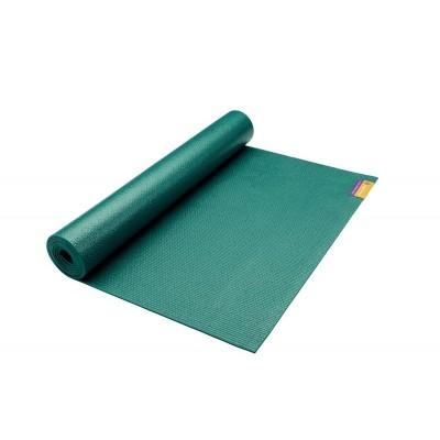 Коврик для йоги HUGGER-MUGGER Sticky Mat (изумрудный) HMTSM
