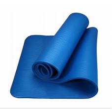 Коврик для фитнеса Newt NBR 10 мм синий NE-4-15-15-B