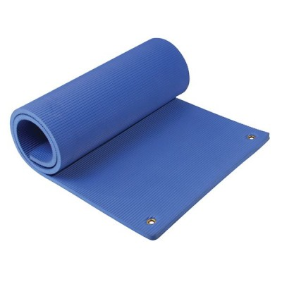Коврик для фитнеса ALEX Fitness Mat with storage loops (Metal Ring)