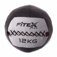 Мяч набивной Fitex MD1242-12, 12 кг