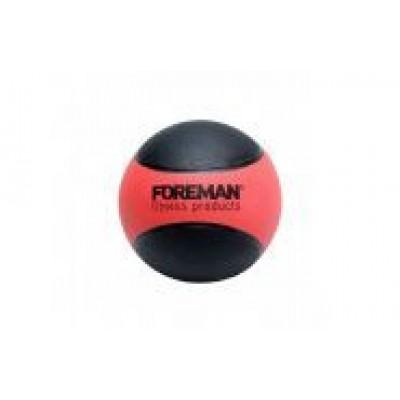Мяч набивной FOREMAN Medicine Ball, 2 кг FMFM-RMB2