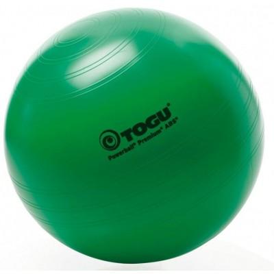 Мяч для фитнеса Togu Powerball Prem. ABS a-h 65 см зеленый