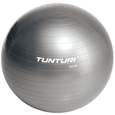 Фитбол Tunturi Gymball 65 см, серый, 14TUSFU278