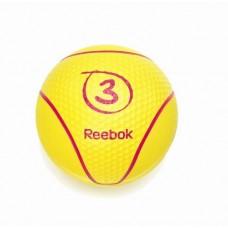 Медбол Reebok RAB-40123YL 3Kg