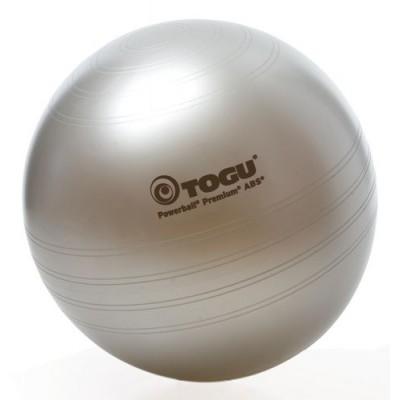 Мяч для фитнеса Togu Powerball Prem. ABS a-h 65 см серый