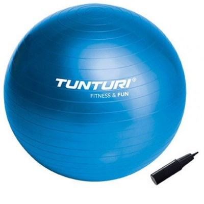 Фитбол Tunturi Gymball 65 см, синий, 14TUSFU135