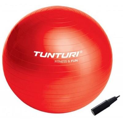 Фитбол Tunturi Gymball 65 см, красный, 14TUSFU170