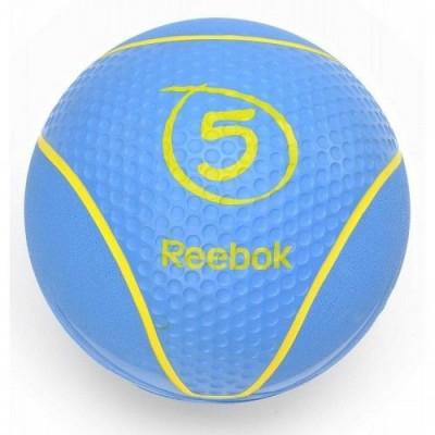 Медбол Reebok RAB-40125CY 5Kg