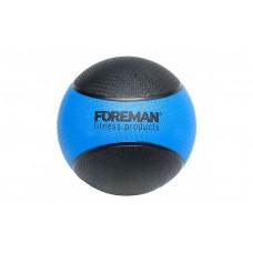 Мяч набивной FOREMAN Medicine Ball, 4 кг FMFM-RMB4