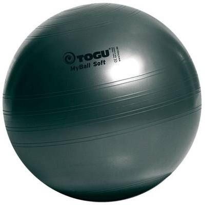 Мяч для фитнеса Togu MyBall Soft 75cm металлик