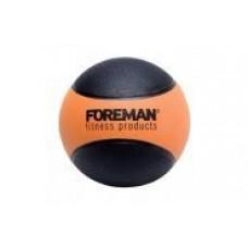 Мяч набивной FOREMAN Medicine Ball, 1 кг FMFM-RMB1