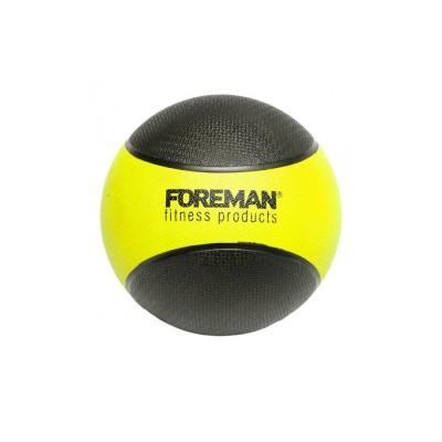 Мяч набивной FOREMAN Medicine Ball, 5 кг FMFM-RMB5