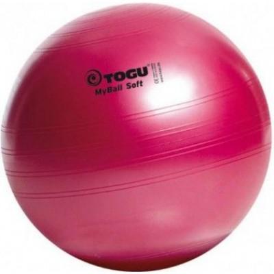 Мяч для фитнеса Togu MyBall Soft 75cm розовый
