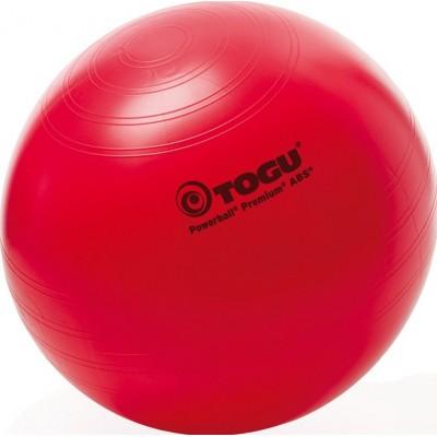 Мяч для фитнеса Togu Powerball Prem. ABS a-h 75 см красный