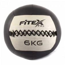 Мяч набивной Fitex MD1242-6, 6 кг